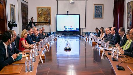 الشركاء الدوليين يُؤكّدون دعمهم للتجربة التونسية ومساعدتها على تنفيذ الإصلاحات المبرمجة