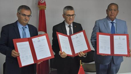 توقيع اتفاقية ثلاثية لتحسين تشغيلية حاملي شهادة الدكتوراه