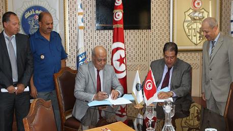 توقيع اتفاقية لمكافحة التهريب والغش التجاري