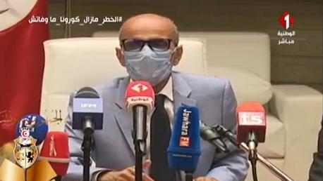 وزير التربية محمد الحامدي