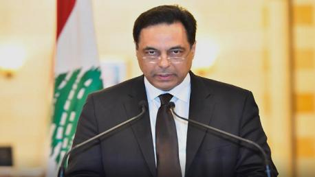 رئيس مجلس الوزراء حسان دياب