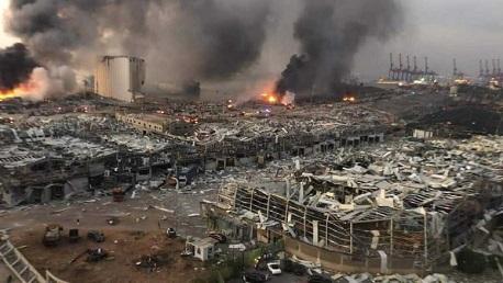 انفجار بيروت: 135 قتيلا ونحو 5000 جريح وعشرات المفقودين