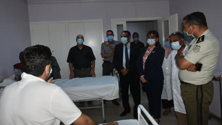 الوكيل رامي الإمام يتماثل تماما للشفاء