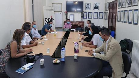 محمد ياسين الجلاصي نقيبا للصحفيين التونسيين