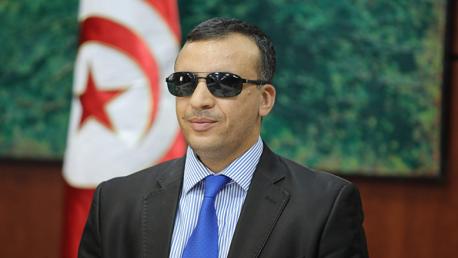 وليد زيدي وزير الشؤون الثقافية