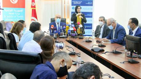 وزير الصحة في ندوة
