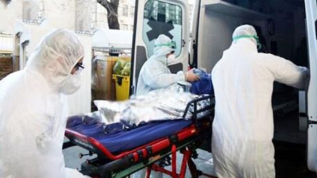 وفاة بفيروس كورونا