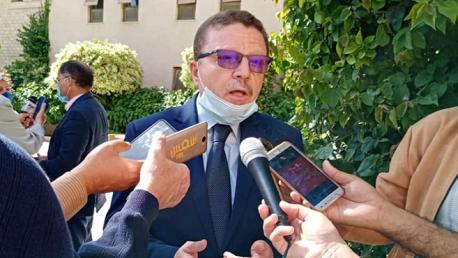 وزير الشؤون الدينية أحمد عظوم