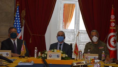 اللجنة العسكرية المشتركة التونسية الأمريكية