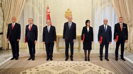رئيس الجمهورية يتسلّم أوراق اعتماد 5 سفراء جدد لتونس