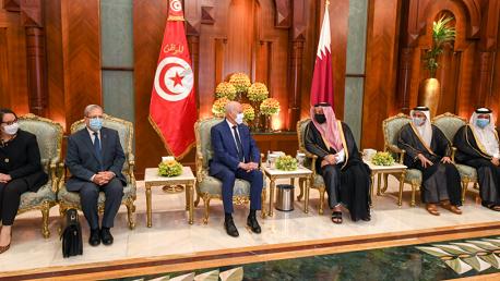 رئيس الجمهورية في قطر