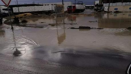 سوسة: وفاة فتاة إثر سقوطها في بالوعة لتصريف مياه الأمطار