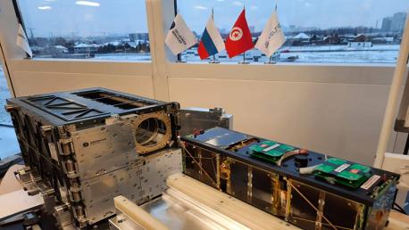 نجاح آخر اختبار للقمر الصناعي التونسي ChallengeOne