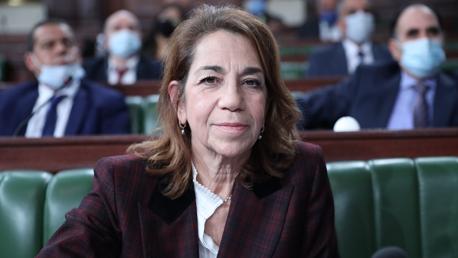 وزيرة الفلاحة