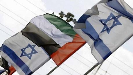 دبي واسرائيل
