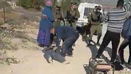 الاحتلال الصهيوني يُصيب شابًا بالرصاص ويُؤدّي لإصابته بشلل رباعي