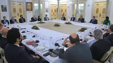 انطلاق أولى لقاءات بيت الحكمة للتحاور حول خطة الإصلاح الاقتصادي للحكومة