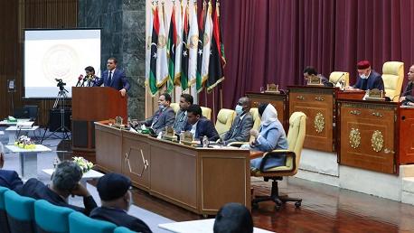 الحكومة الليبية الجديدة تنال ثقة البرلمان