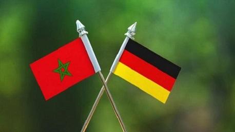 المغرب ألمانيا