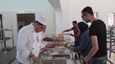 المطاعم الجامعية تُواصل عملها بالتوقيت العادي خلال رمضان