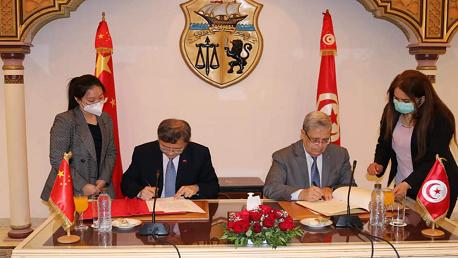 هبة مالية صينية لتونس بقيمة 40 مليون دينار