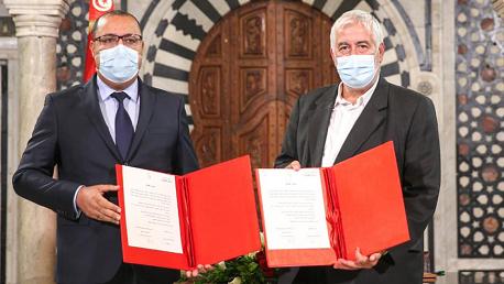 اتّفاق مشترك بين الحكومة واتحاد الفلاحة لإرساء إصلاحات للنهوض بقطاع الفلاحة