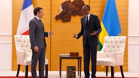 ماكرون يعترف بمسؤولية فرنسا في الإبادة الجماعية في رواندا