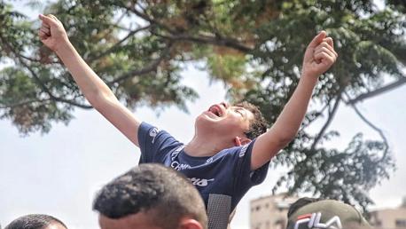 في اليوم الثاني للعدوان الصهيوني على غزة: 30 شهيدا بينهم 10 أطفال وامرأة و203 جريحا