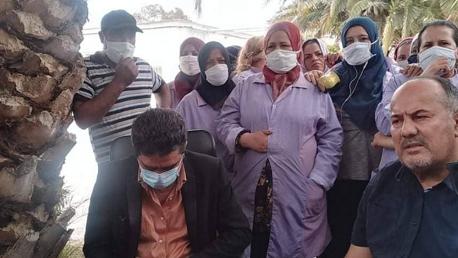 اتّحاد الشغل يرفع شكوى قضائية محليّة ودولية ضدّ مدير إيطالي اعتدى على عاملات بمصنع للخياطة