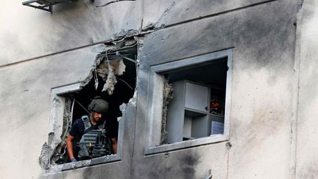 إصابة 26 مستوطنا في قصف المقاومة على عسقلان المحتلة