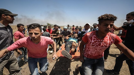 عدوان على غزة