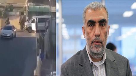قوات الاحتلال تعتقل كمال الخطيب بعد حصار ودهم منزله