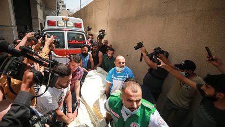120 صاروخا على غزة.. 12 غارة استهدفت منازل ومرافق تجارية ومساجد