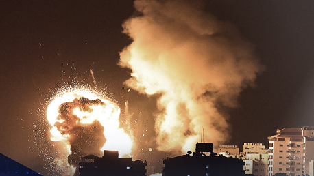 بينهم 9 أطفال:21 شهيدا نتيجة العدوان الصهيوني المتواصل على قطاع غزة