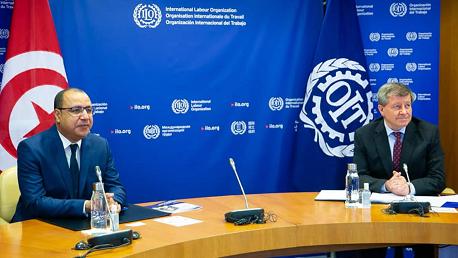 رايدر: منظمة العمل تعطي أولوية وأهمية لنجاح تونس محليا ودوليا