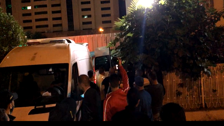 نقل نبيل القروي للمستشفى بعد تعكر حالته الصحية