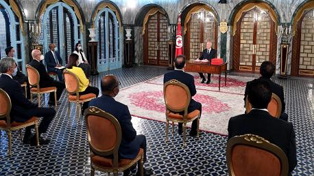 بقصر قرطاج: توقيع اتفاقية توزيع مساعدات للعائلات الفقيرة ومحدودة الدخل