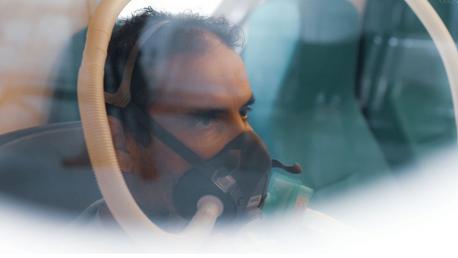 المعالجة بالأكسجين المضغوط