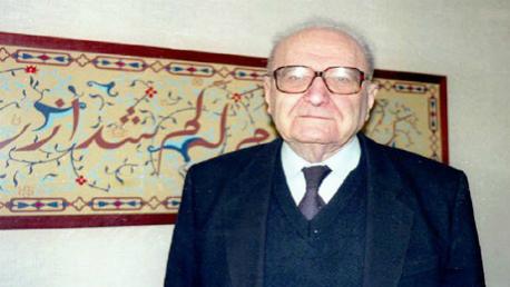 وفاة الفيلسوف والمفكر روجيه غارودي